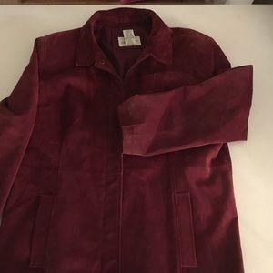AUTHENTIC ORIGINAL CHEROKEE Suede Leather Jacket